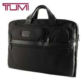 送料無料 TUMI ビジネスバッグ ALPHA2 26114 D2 ブラック メンズ トゥミ アルファツー ブリーフケース