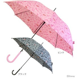 ミニーマウス 長傘 <雨傘・ジャンプ式> 60cm 2カラー 4663-mrc