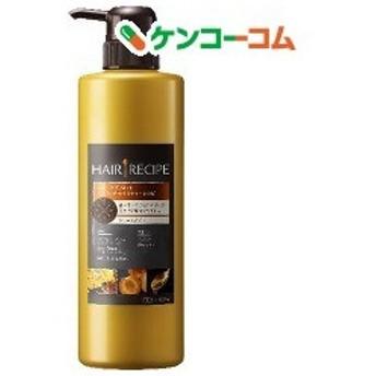 ヘアレシピ ハニーアプリコット エンリッチモイスチャーレシピ トリートメント ( 530g )/ ヘアレシピ(HAIR RECIPE)