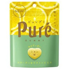 カンロ/ピュレグミ レモン 56g