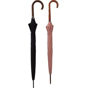 匠 有村 職人の手作り 紳士 婦人晴雨兼用長傘セット ボタン 雨具 長傘 婦人長傘 OBAR-12PST 代引不可
