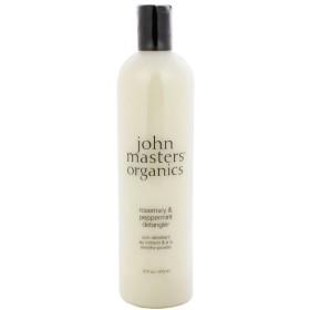 ジョン マスター オーガニック JOHN MASTERS ORGANICS ローズマリー&ペパーミント デタングラー 473ml ヘアケア ROSEMARY & PEPPERMINT DETANGLER