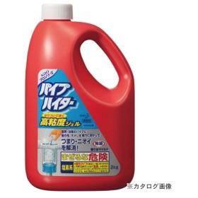 花王 パイプハイター高粘度ジェル 2kg付替用 507297