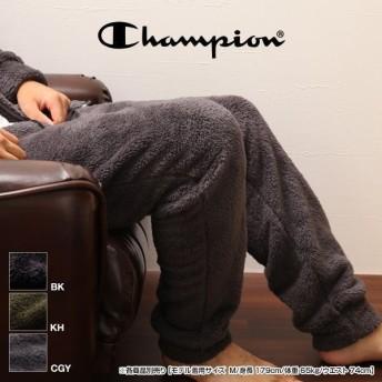 (チャンピオン)Champion ボアフリース地ロングパンツ C3-E217 2014AW