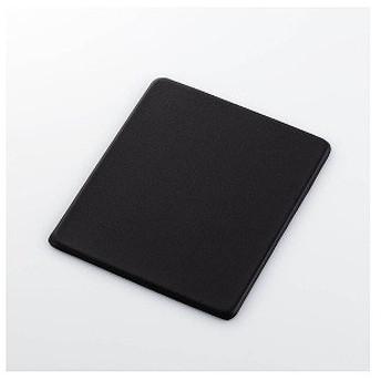 エレコム マウスパッド[150x180x4mm] MP−SL01BK ソフトレザー/Sサイズ/ブラック