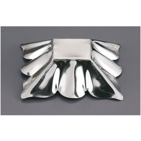 久保寺軽金属工業所 ブリキ ケーキ型 中 #8 WKC28