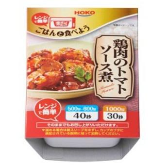 宝幸 楽チン!カップ ごはんと食べよう 鶏肉のトマトクリーム煮 110g