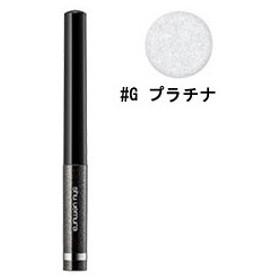 シュウ ウエムラ SHU UEMURA メタルインク アイライナー #G プラチナ 1.4g 化粧品 コスメ
