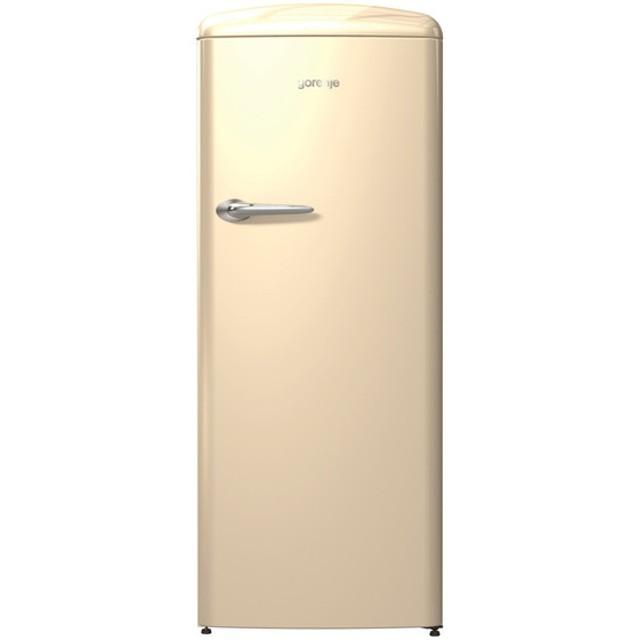 gorenje(ゴレニア) 1ドア冷凍冷蔵庫 260L/右開き シャンパンホワイト ORB152C