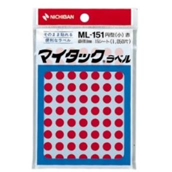 ニチバン マイタックラベル ML−151R