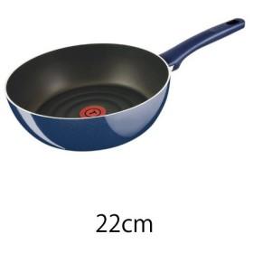 T-fal(ティファール)  グランブルー プレミア ティープパン 22cm (D55183)