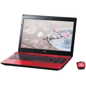 【即納・送料無料】NEC(日本電気) LAVIE Note Standard NS750/GAR PC-NS750GAR [クリスタルレッド]【特価展示品】