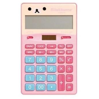 サンエックス リラックマ 電卓 コリラックマ EM21701