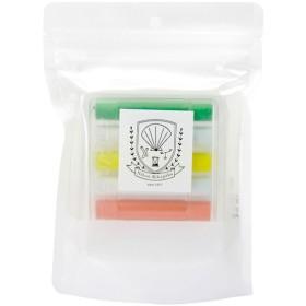 チョーク 日本理化学工業 ダストレス スクールシリーズ  ビタミン チョーク 4色 緑、黄、橙、白×3  SC-1