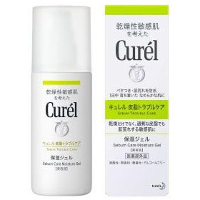 [花王]キュレル(Curel) 皮脂トラブルケア 保湿ジェル 120ml