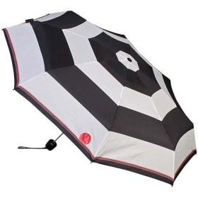クニルプス(Knirps) T010 スモール マニュアル T010 Small Manual 折りたたみ傘 ストライプ DD-03150 ユニセックス 手開き 雨傘 レイングッツ 雨具