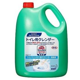 花王 トイレマジックリン 業務用 4.5kg 〔トイレ用洗剤〕