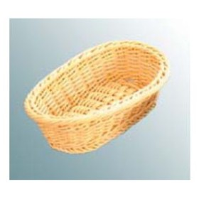 Saleen Japan/ザリーンジャパン  PP製 オーバルバスケットS ナチュラル 109301