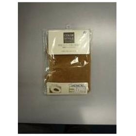 山崎産業  カラースタイル便座カバー厚織O型 ブラウン
