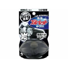 小林製薬 液体ブルーレットおくだけ 心なごむ炭の香り 付替 70ml
