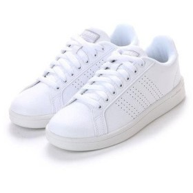 ASBee アディダス adidas CLOUDFOAM VALCLEAN W(クラウドフォームバルクリーンW) BB9609 ランニングホワイト/ラ