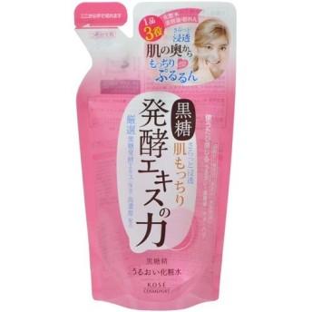 コーセーコスメポート 黒糖精 うるおい化粧水 つめかえ 160ml 化粧品 化粧水・ジェル 保湿化粧水