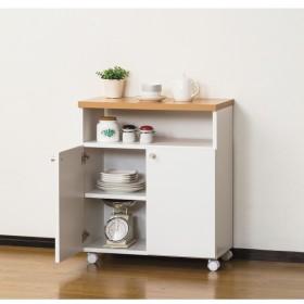 スマートワゴン 木製品 家具 キッチン家具 キッチンカウンター 35186 代引不可