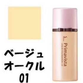 化粧のり実感 リキッドファンデーションUV BO01 SPF25・PA++30g 花王ソフィーナ プリマヴィスタ - 定形外送料無料 -wp