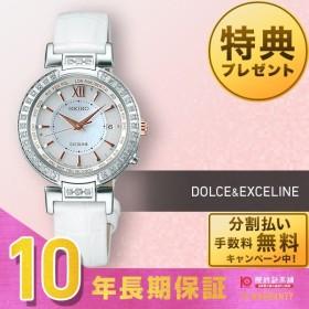 セイコー ドルチェ&エクセリーヌ SEIKO DOLCE&EXCELINE プレステージライン レディース 腕時計 SWCW111