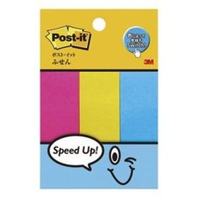 3M/スリーエムジャパン  【Post-it/ポストイット】フレンドリーふせん スピードアップカラー 500-P1 ふせん