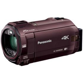 4Kビデオカメラ HC-WX995M-T/パナソニック