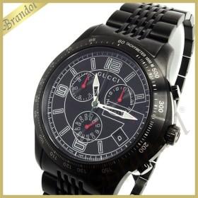 6447d119cb24 グッチ GUCCI メンズ腕時計 Gタイムレス クロノグラフ 44mm ブラック YA126217 [在庫品]