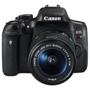 キヤノン <EOS Kiss>Canon デジタル一眼レフカメラ EOS Kiss X8i・18-55STM EOSKISSX8I-1855ISSTMLK 代引不可