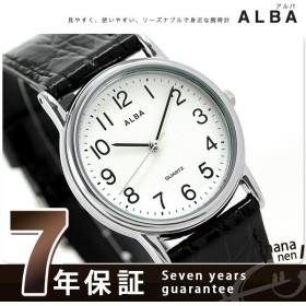 セイコー アルバ クオーツ メンズ 腕時計 AQGK415 SEIKO