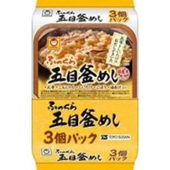 東洋水産 マルちゃん ふっくら五目釜めし 160g×3