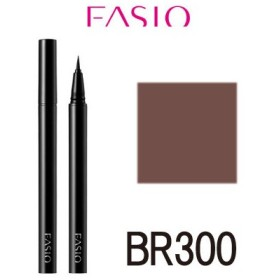 スリム リキッドライナー BR300 0.4ml コーセー ファシオ - 定形外送料無料 -wp
