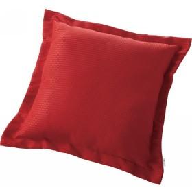ジャンボクッション レッド 繊維雑貨 繊維雑貨 クッション ワッフルJ RE 代引不可