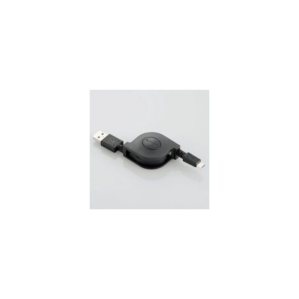 Elecom TAB USB cable TBAMB15BK
