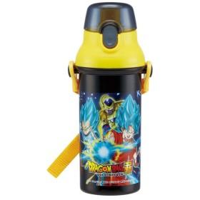 スケーター 直飲み 水筒 480ml ワンタッチボトル ドラゴンボール超