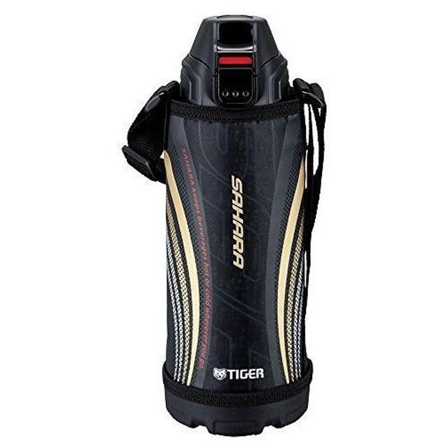 タイガー魔法瓶 ステンレスボトル サハラ 800ml 直飲み コップ付 2WAY MBO-E080 K ブラック