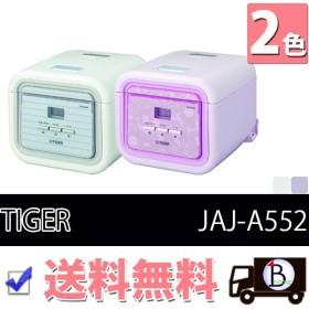 TIGER JAJ-A552 タイガー JAJA552 マイコン炊飯ジャー 炊きたて マイコン 炊飯器 3合 レシピ付 tacook  シンプルホワイト バレエピンク