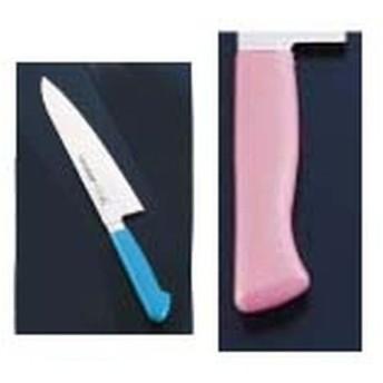 ハセガワ 抗菌カラー包丁 牛刀 18cm MGK-180 ピンク AKL0918PI