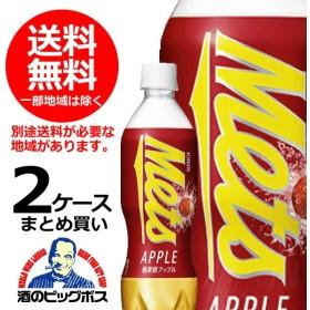 送料無料 キリン メッツ アップル 480mlペットボトル×2ケース/48本(048)