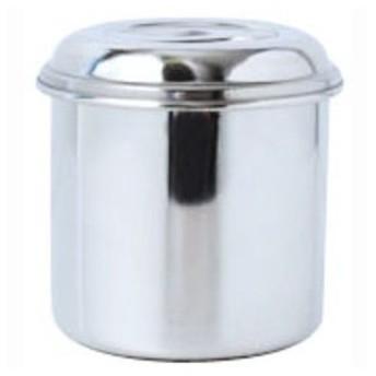 PRO SERIES モリブデン鋼 深型キッチンポット 8cm