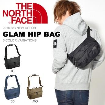 ザ・ノースフェイス THE NORTH FACE Glam Hip Bag グラム ヒップバッグ メンズ レディース 5L 軽量 ショルダーバッグ nm81753 ウエストバッグ ボディバッグ