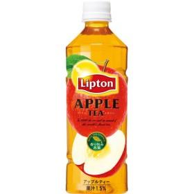 サントリー リプトン アップルティー 500ml×1ケース/24本(024) drink