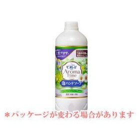 Kao/花王  134636 ビオレu アロマT泡ハンドS ハーブ替 400ml