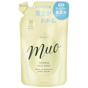 ミュオ 泡洗顔料 詰替用 180ml