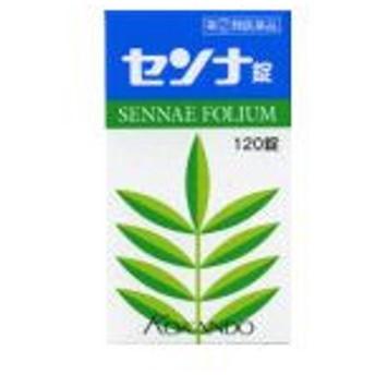 皇漢堂センナ錠 120錠入 (第(2)類医薬品)