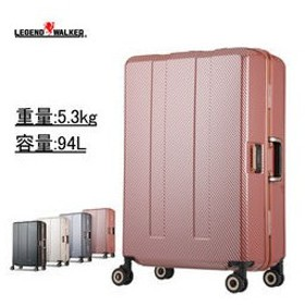 LEGEND WALKER PREMIUM 重量チェッカー搭載スーツケース 6703 70